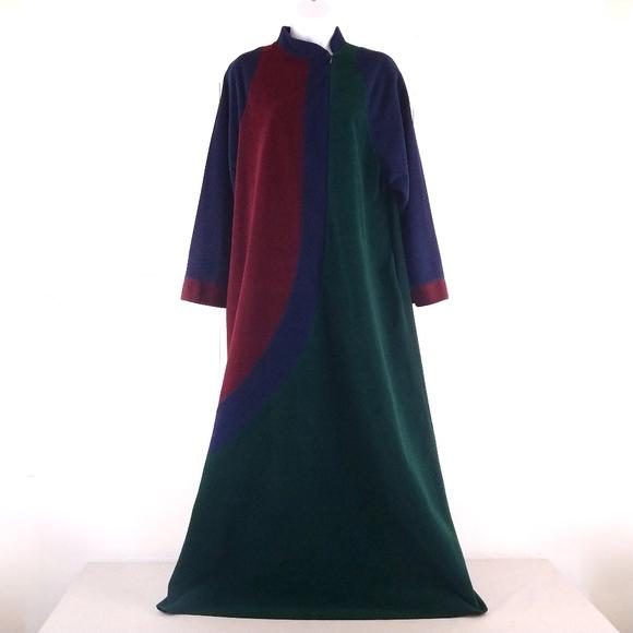 Vintage Vanity Fair Intimates Amp Sleepwear Fleece Velour